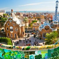 For the residents of Barcelona, however, nothing will beat the day spent in the most beautiful park in the city. Park Güell is Gaudi's masterpiece. These bizarre, but at the same time unique and in fact wonderful buildings will take you to another world.