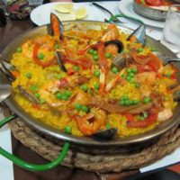 There are over 20 recipes, one of which is better than the other. To many, fresh fish just caught from the sea are added. Here you will also find very popular tapas bars where you will eat the best seafood appetizers.