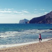 Costa Blanca is not a random name for this region. Delicate, white sand with crystal water and clear sky, that's it! The province of Alicante has 218 kilometers of beautiful beaches, some of them in the center, others are a bit distant.
