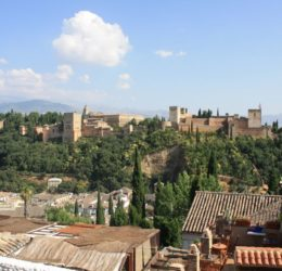 Blessed with Moorish heritage dating back more than 700 years. The pinnacle of this is the Alhambra.
