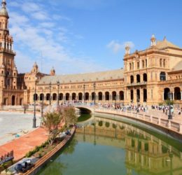 Two districts - the old Jewish Santa Cruz and Triana - are the true essence of Seville.