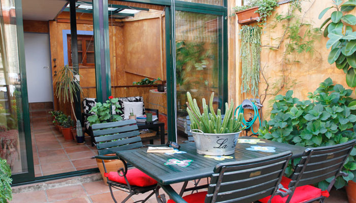 accommodation during your stay in spain