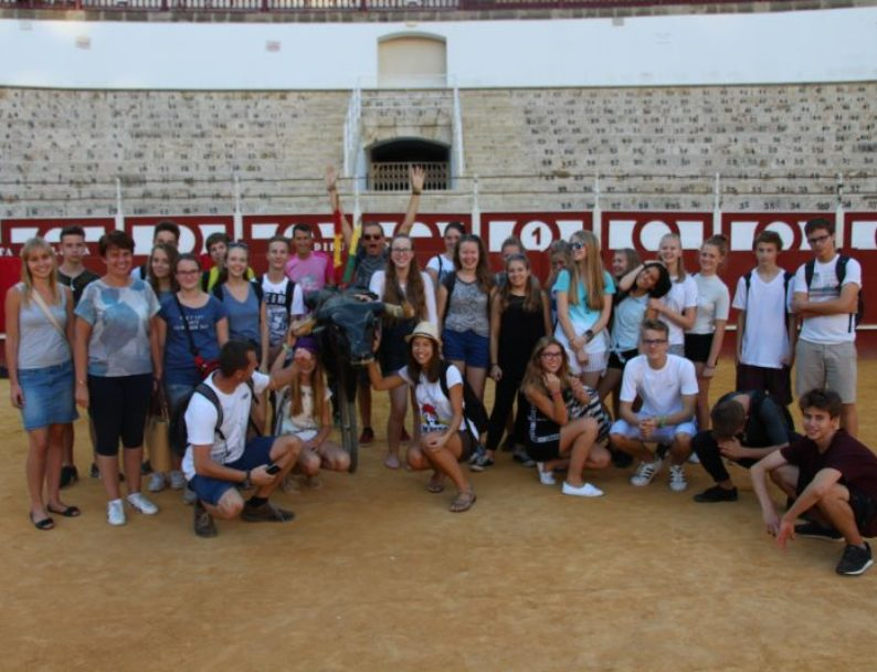 educational trip Malaga
