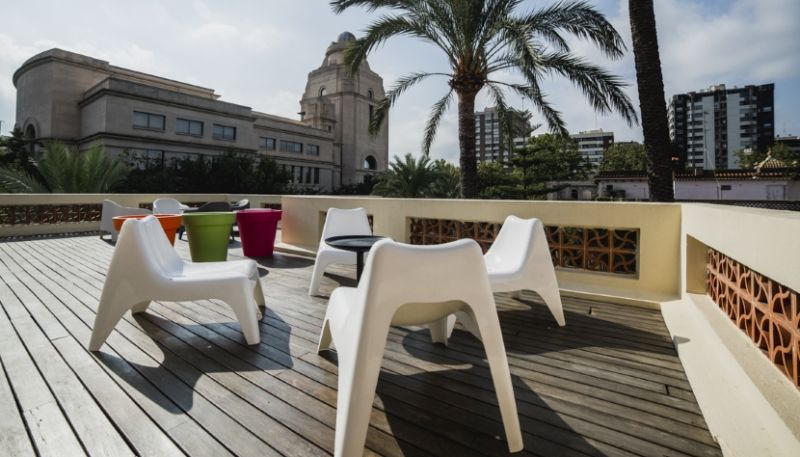different types of accommodation in Spain