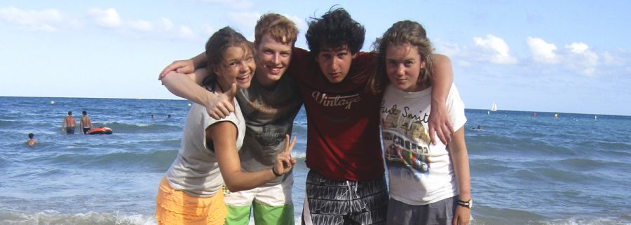 summer course for kids and teenagers alicante