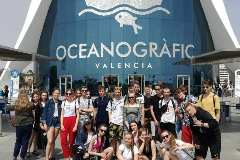 summer spanish course for teenagers Valencia