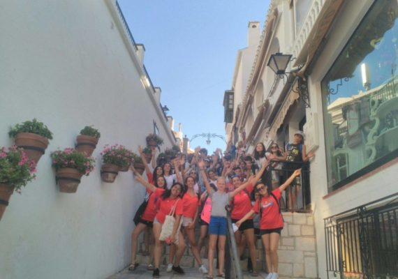 summer camp for kids malaga, summer camp for kids spain