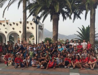 summer camp for kids in spain