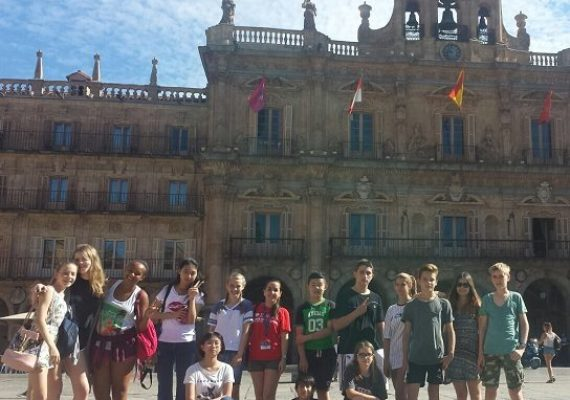 summer spanish courses for kids, summer camps for kids, summer courses for teenagers in spain
